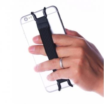 Telefoonhouder elastieke band