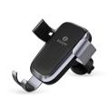 Telefoonhouder zwaartekracht ventilatie met draadloze QI lader