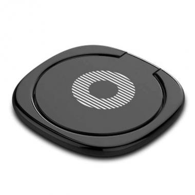 Smartphone ring deluxe zwart
